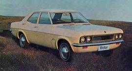 1969 Vauxhall Ventora