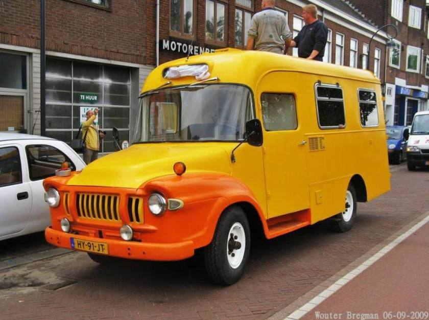 1970 Ambulance Bedford ambu
