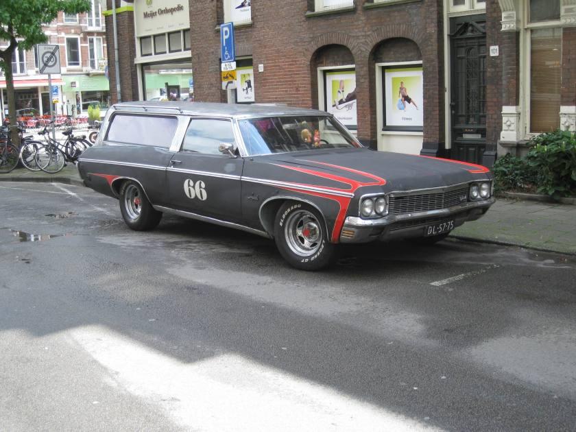 1970 CHEVROLET Impala Hearse a