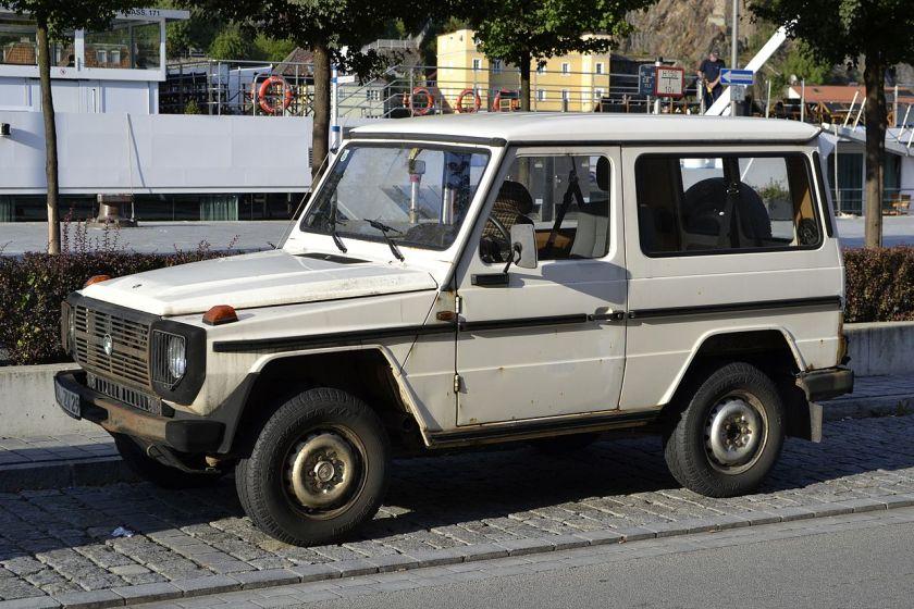 1970 Geländewagen_Puch_G