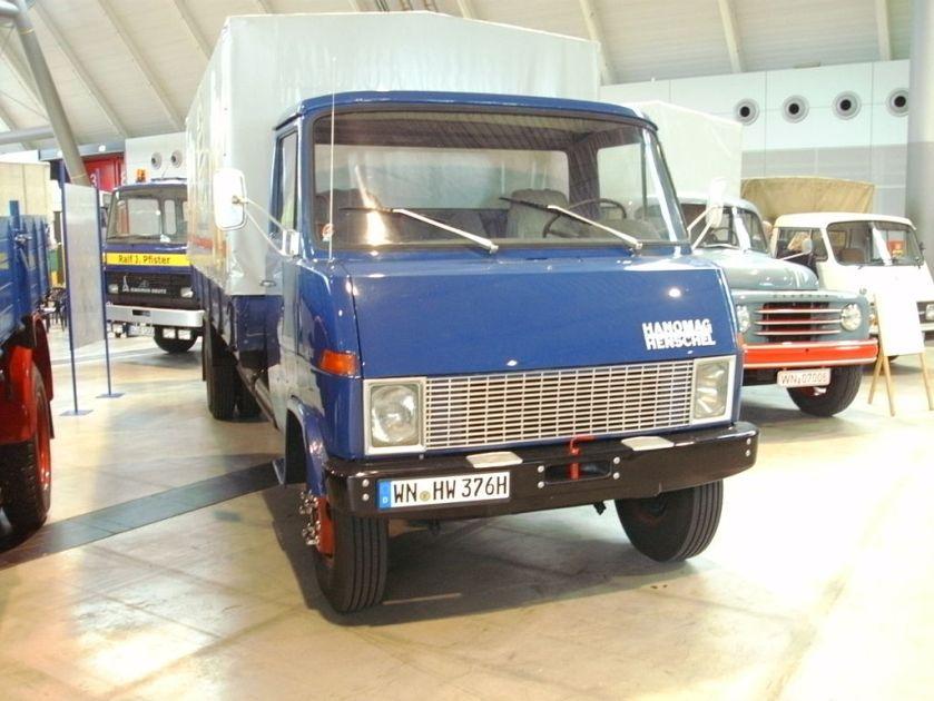1970 Hanomag F76