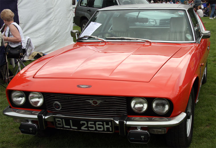 1970 Jensen Interceptor BLL