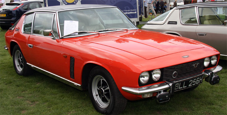 1970 Jensen Interceptor BLLa
