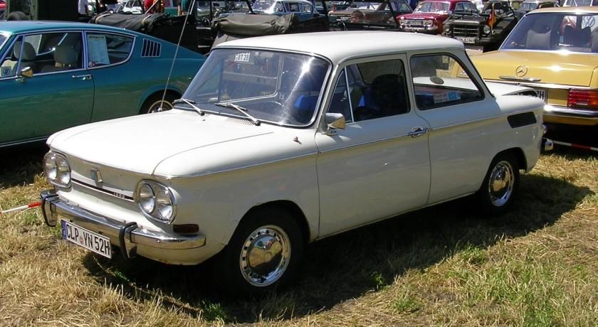 1970 NSU Prinz 1000