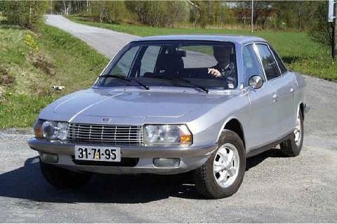 1970 NSU RO80 95