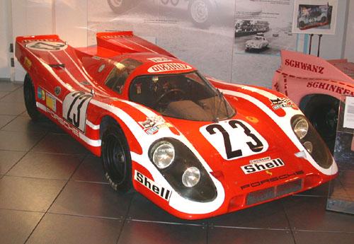 1970 Porsche 917C