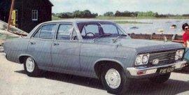 1970 Vauxhall Cresta