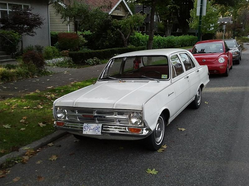 1970 Vauxhall Envoy-Special-1