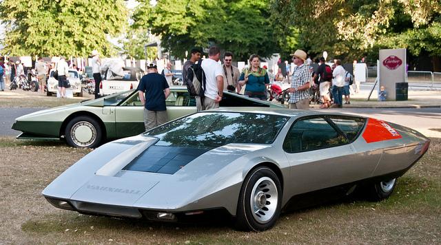 1970 Vauxhall SRV Concept Supercar