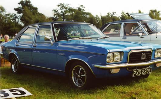 1970 Vauxhall VX4-90