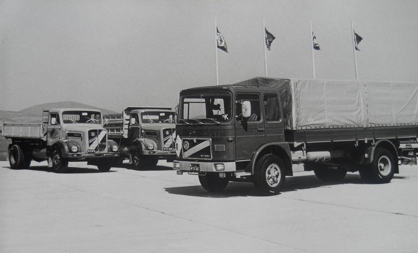 1971 LKW-Fahrtage