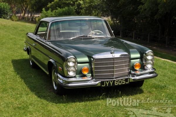 1971 Mercedes 280SE 3.5 Coupe