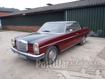 1971 Mercedes Benz 250 CE Coupe
