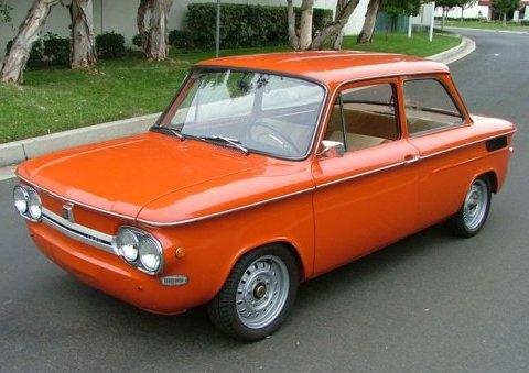 1971 NSU 1000C