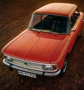 1971 NSU 1200C