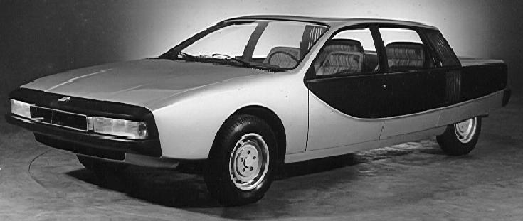 1971 NSU Pininfarina RO 80 02
