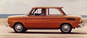 1971 nsu tts