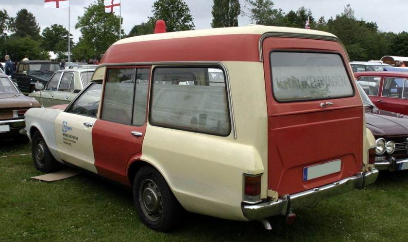 1972-74 Ford Granada 1972-1974