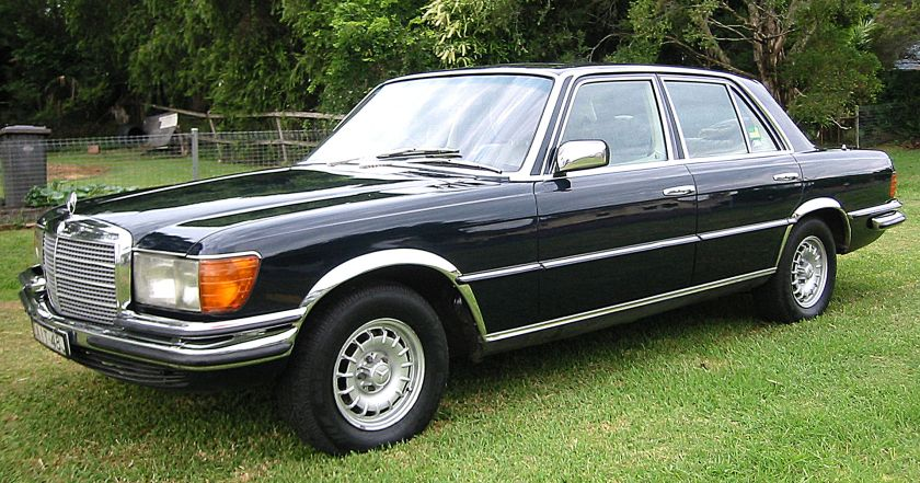 1972-80 Mercedes_Benz_W116_MidnightBlue