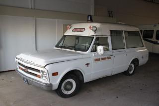 1972 Chevrolet ambulance