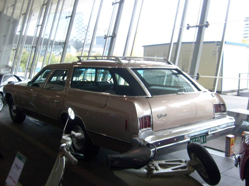 1972 Chevrolet Impala (Hearse) Wagon