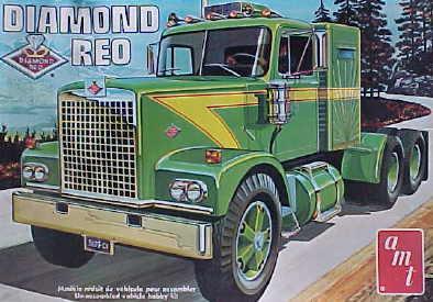 1972 Diamond Reo AMT T-537