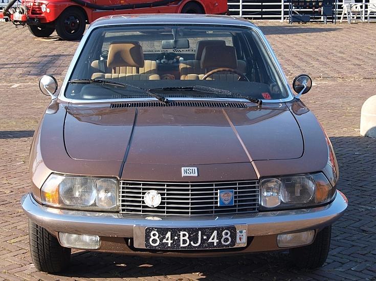 1972 NSU RO 80