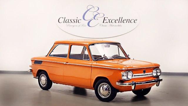 1972 NSU TT