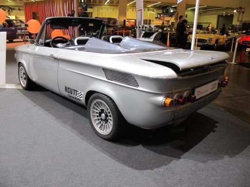 1972 NSU TTs