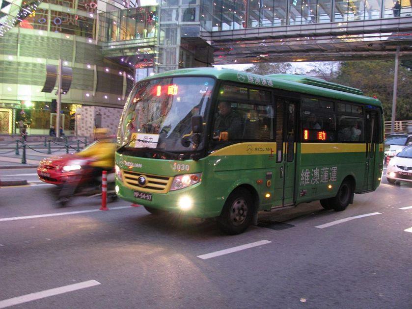 1972 Reolian midi bus