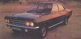 1972 Vauxhall Ventora 4 Door