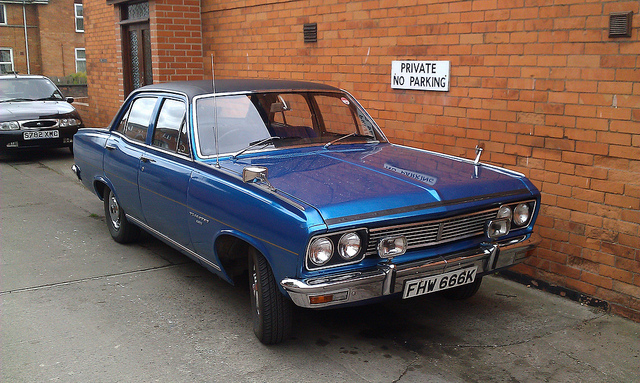 1972 Vauxhall Viscount 3.3 Auto