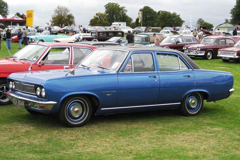 1972 Vauxhall Viscount 3300cc