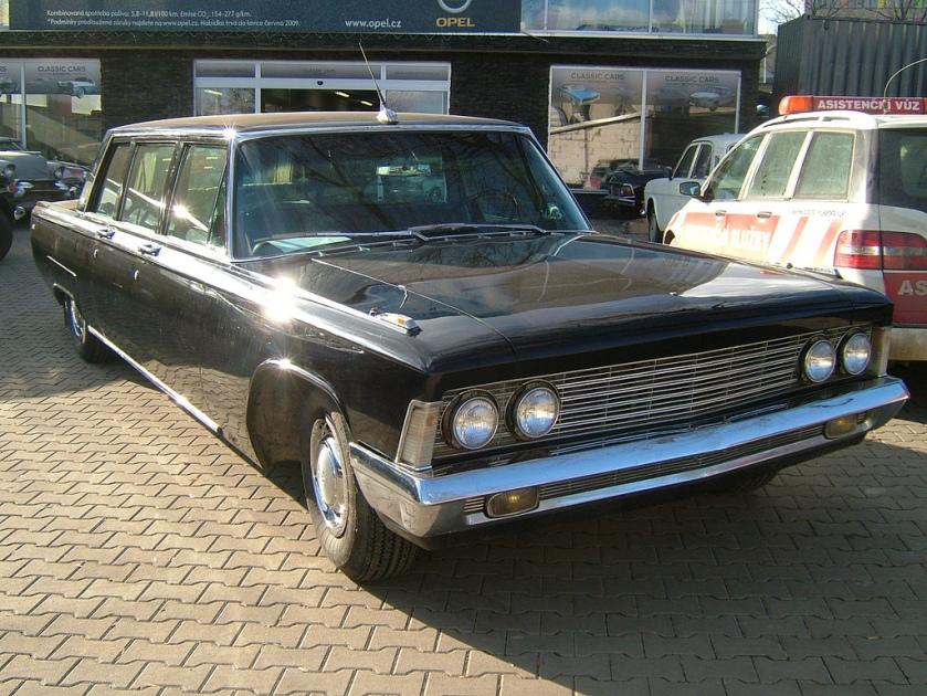 1972 ZIL-114