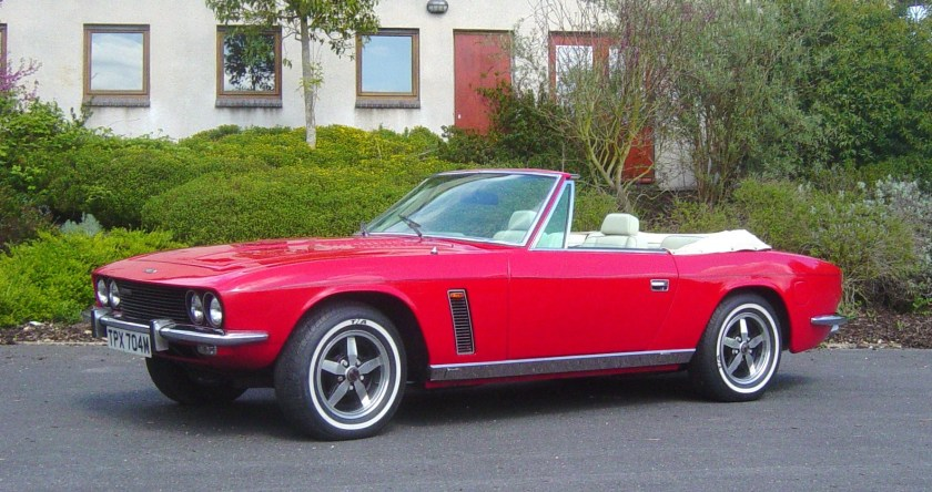 1973 Jensen Interceptor 111 convertable