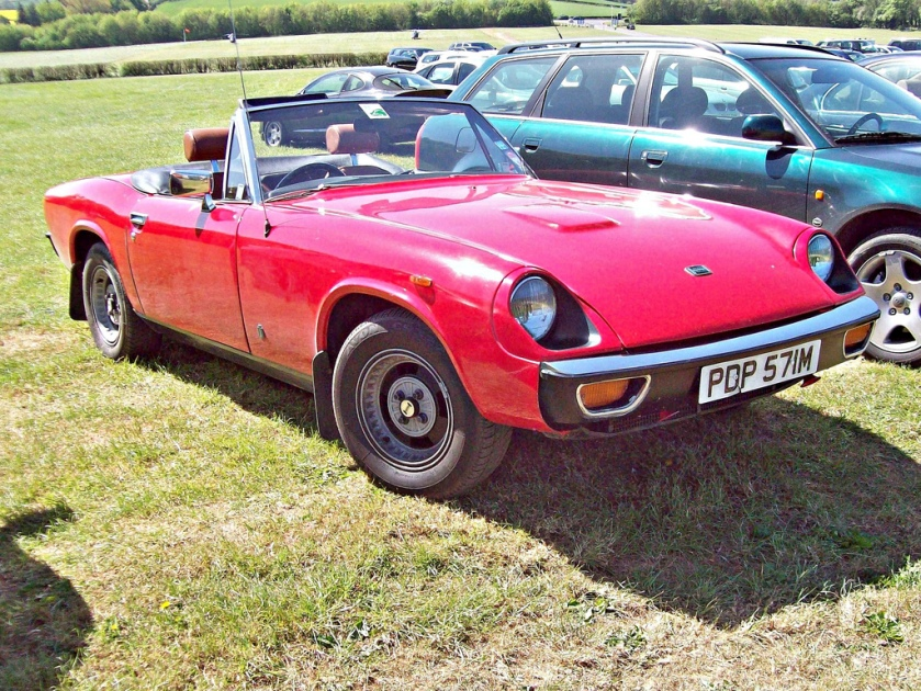 1974 Jensen Healey  Engine 1973 cc S4