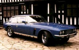 1974 Jensen Interceptor Convertible a
