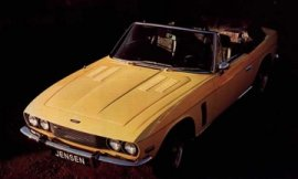 1974 Jensen Interceptor Convertible