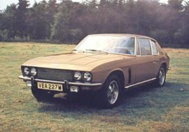 1974 Jensen Interceptor Series 3