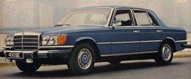 1974 Mercedes Benz 450 SE 1974