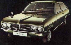 1974 Vauxhall Magnum Wagon