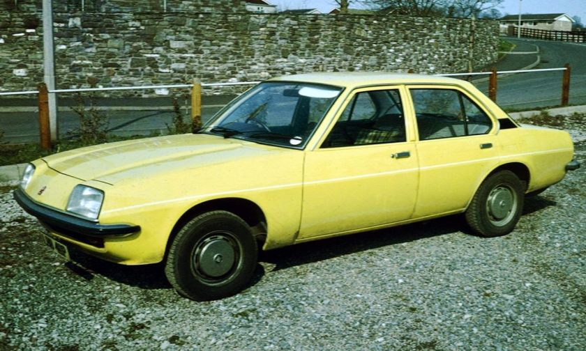 1975-81 Vauxhall Cavalier first iteration Brecon