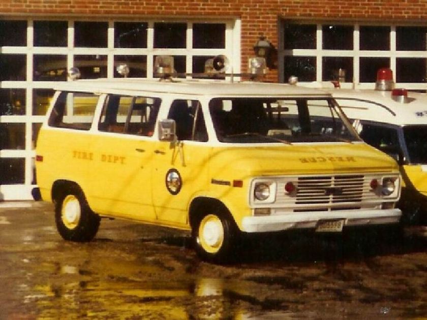 1975 Chevrolet Ambulance Rescue