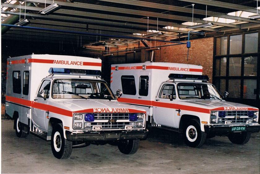 1975 Chevrolets Amb Visser