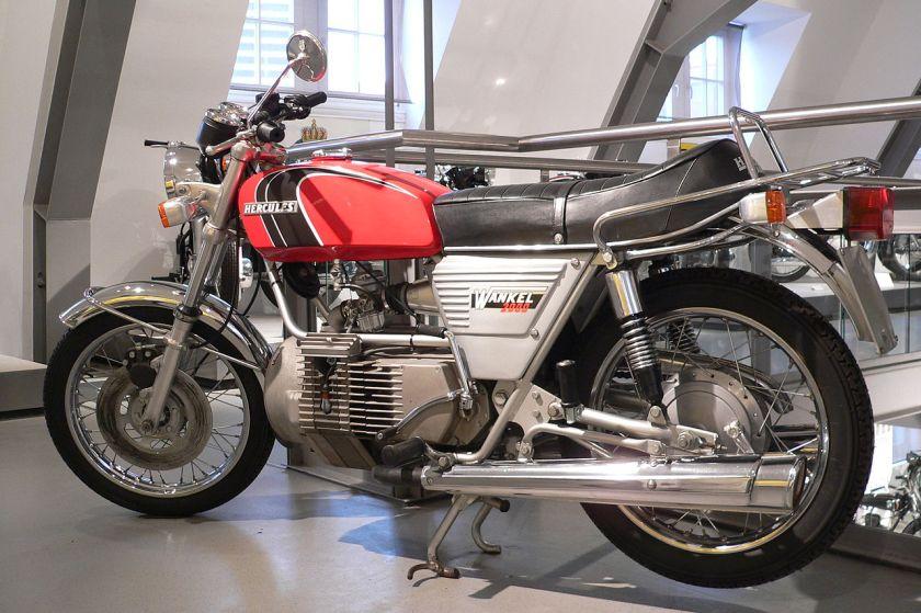 1975 NSU Hercules W2000