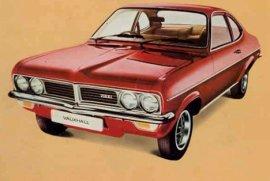1975 Vauxhall Magnum