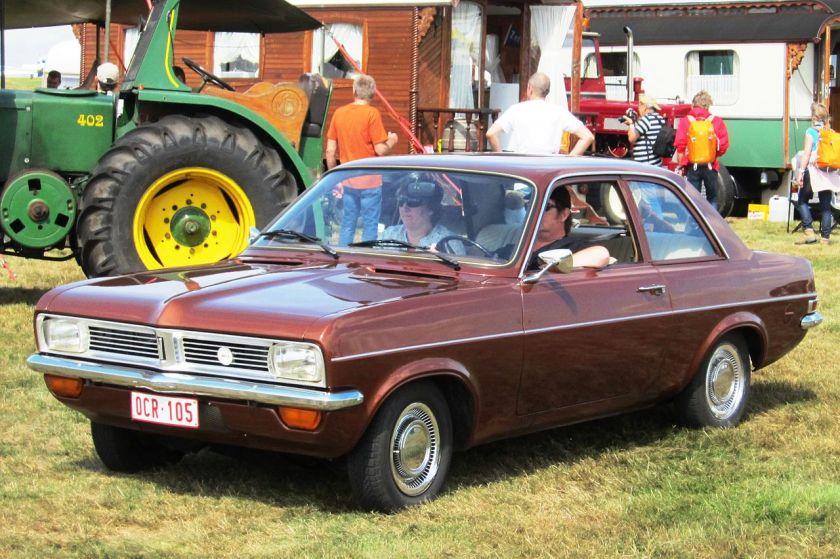 1975 Vauxhall Viva HC 1759cc
