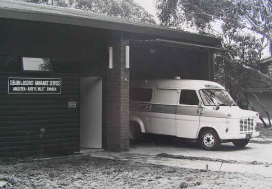 1976 Bedford 126 Angelsea