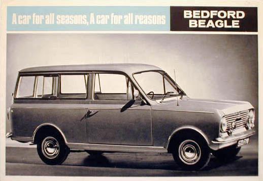 1976 Bedford Beagle