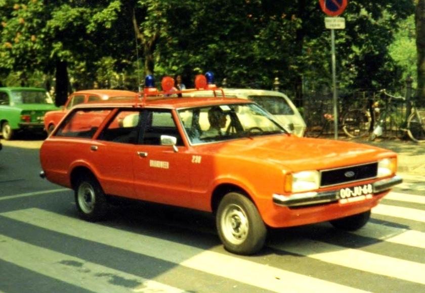 1976 Ford Taunus 2000L Stationcar